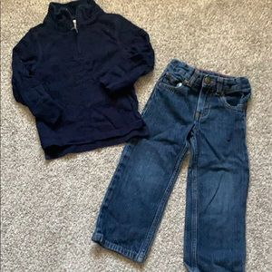 Size 3T boys outfit